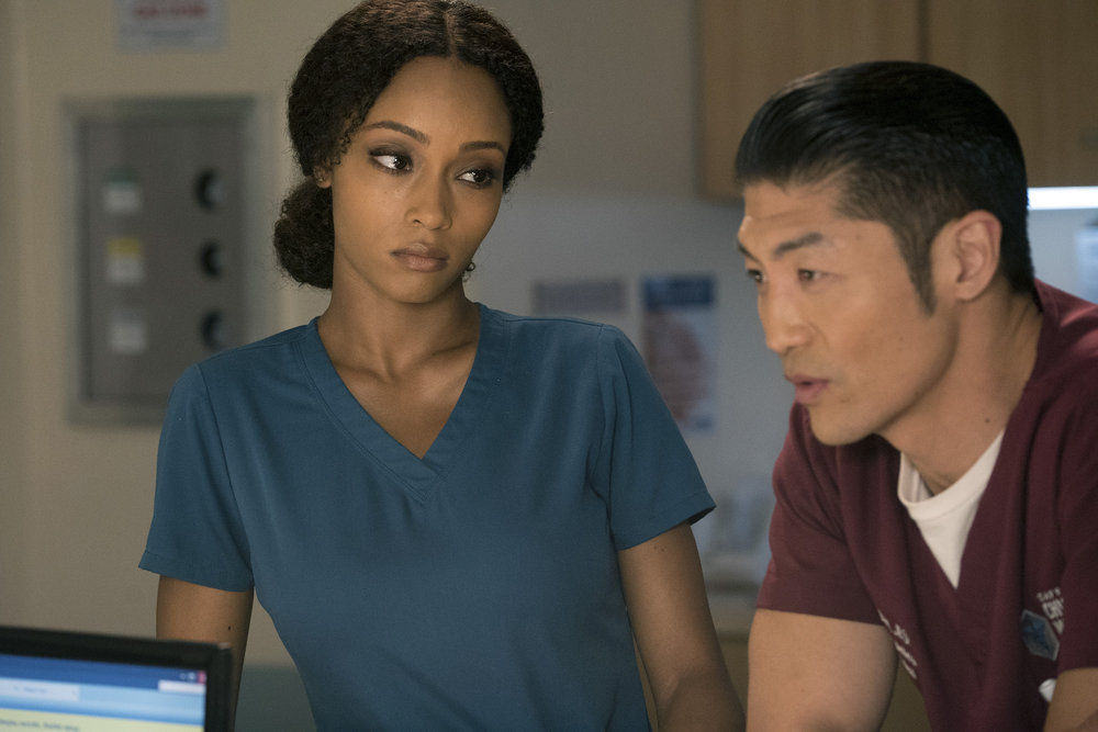 Chicago Med — s02e04 — Brother's Keeper