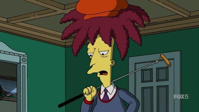 The Simpsons — s27e05 — Treehouse of Horror XXVI