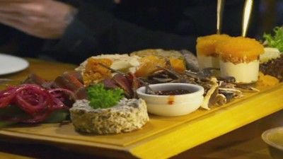 Anthony Bourdain: No Reservations — s08e06 — Finland
