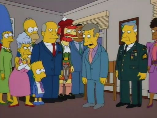 The Simpsons — s09e02 — The Principal and the Pauper