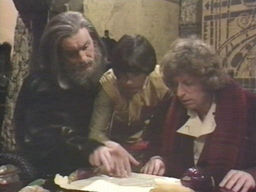 Doctor Who — s18e23 — The Keeper of Traken, Part Three