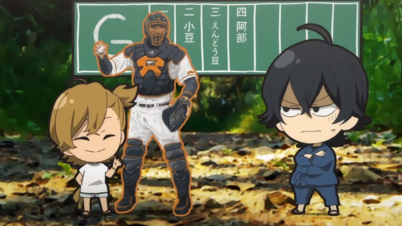Баракамон — s01 special-2 — Mijikamon: Episode 1