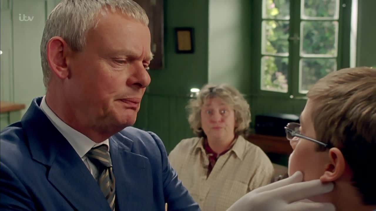 Doc Martin — s08e05 — From the Mouths of Babes