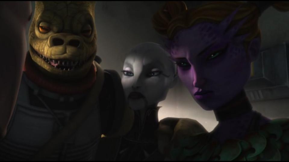 Star Wars: The Clone Wars — s04e20 — Bounty