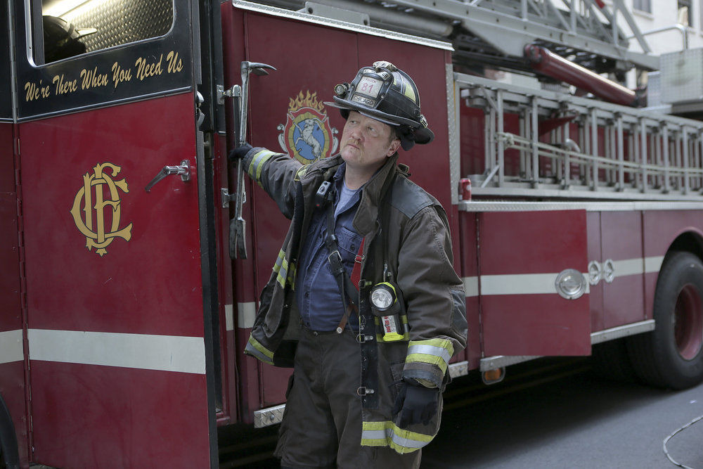 Chicago Fire — s05e01 — The Hose or the Animal