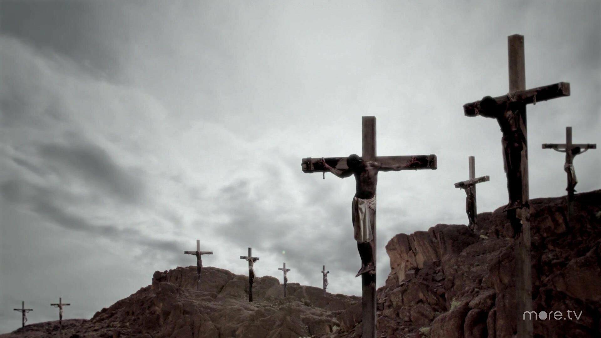 The Bible — s01e05 — Survival