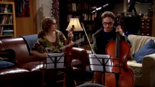 The Big Bang Theory — s01e05 — The Hamburger Postulate