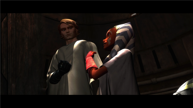 Star Wars: The Clone Wars — s01e06 — Downfall of a Droid