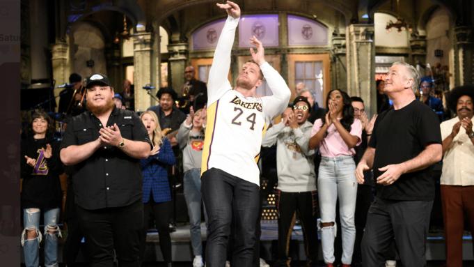 Saturday Night Live — s45e12 — JJ Watt / Luke Combs