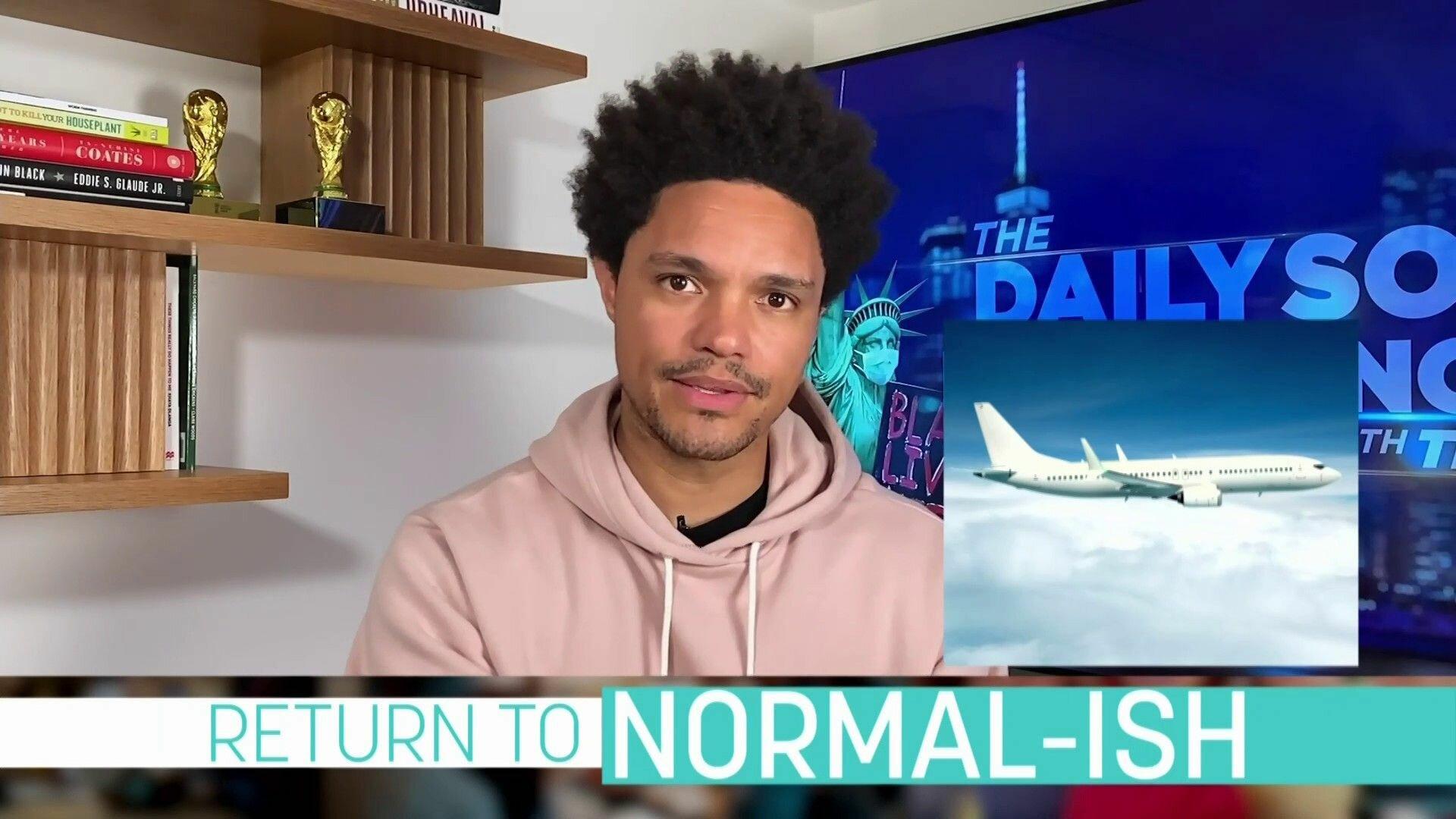 The Daily Show with Trevor Noah — s2021e62 — Nick Kolcheff & Anthony Ramos