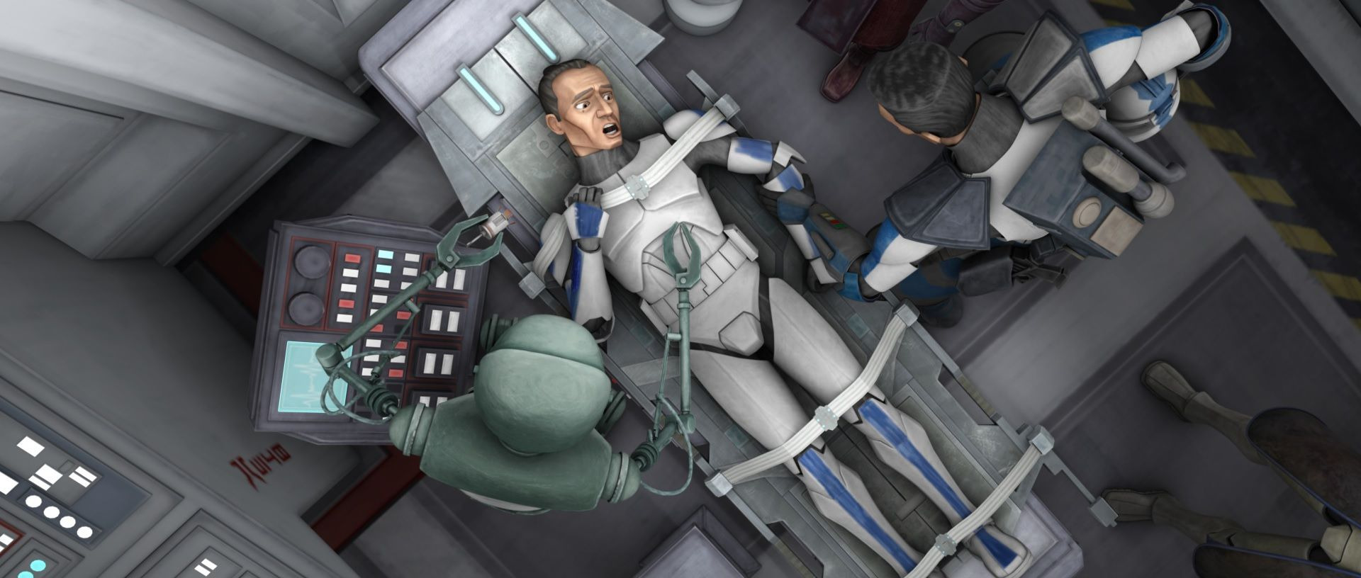 Звездные войны: Войны клонов — s06e01 — The Unknown