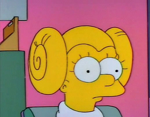 The Simpsons — s04e04 — Lisa the Beauty Queen
