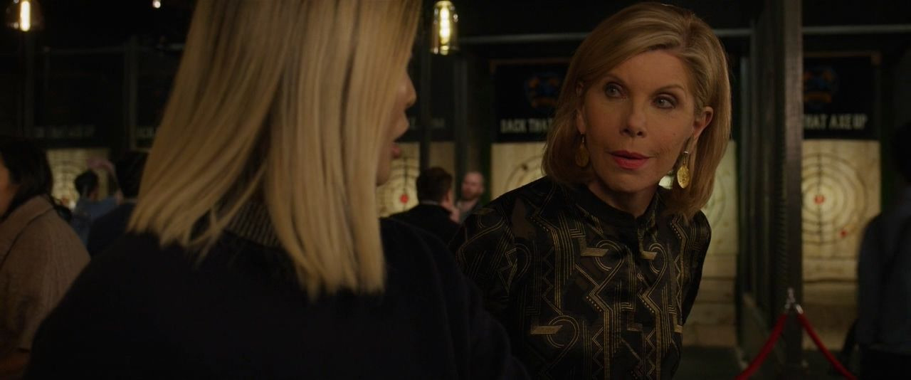 The Good Fight — s03e06 — The One with the Celebrity Divorce