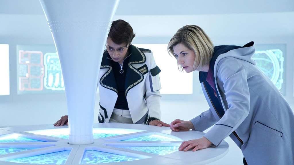 Doctor Who — s11e05 — The Tsuranga Conundrum