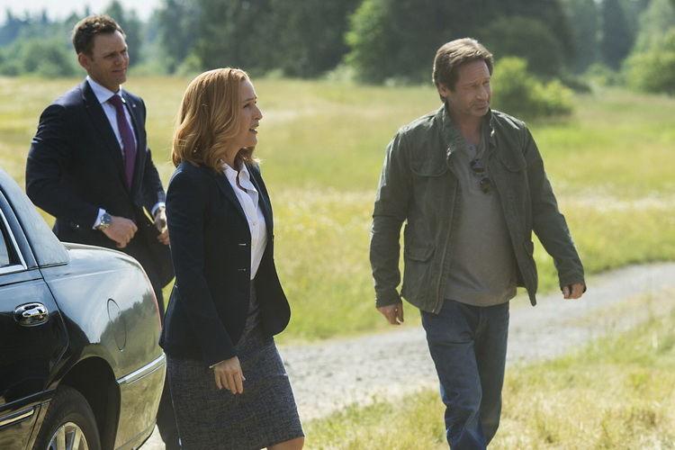 The X-Files — s10e01 — My Struggle