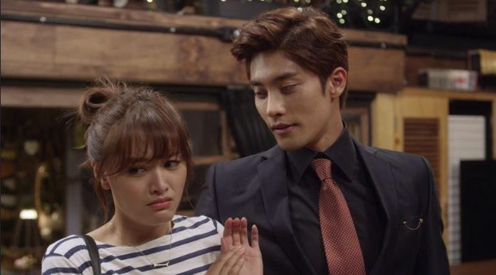 Noble, My Love — s01e09 — Sweet yet Scary Date