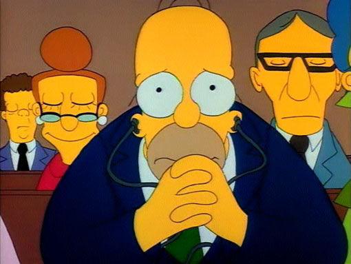 The Simpsons — s01e08 — The Telltale Head