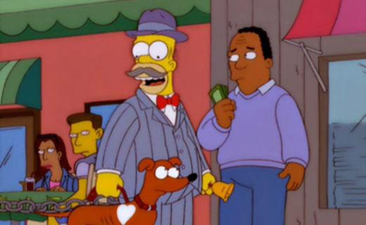 The Simpsons — s12e07 — The Great Money Caper