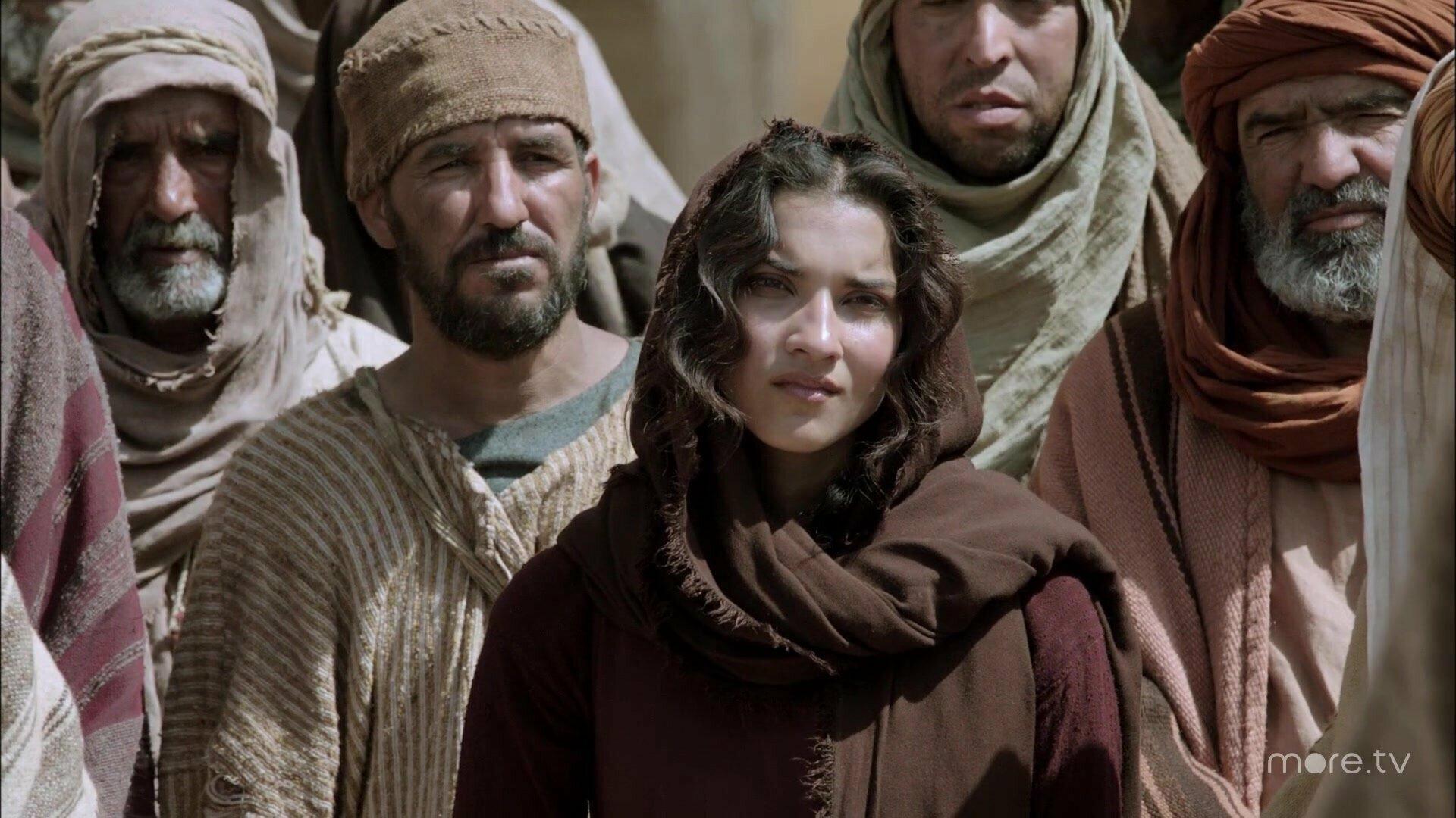 The Bible — s01e08 — Betrayal