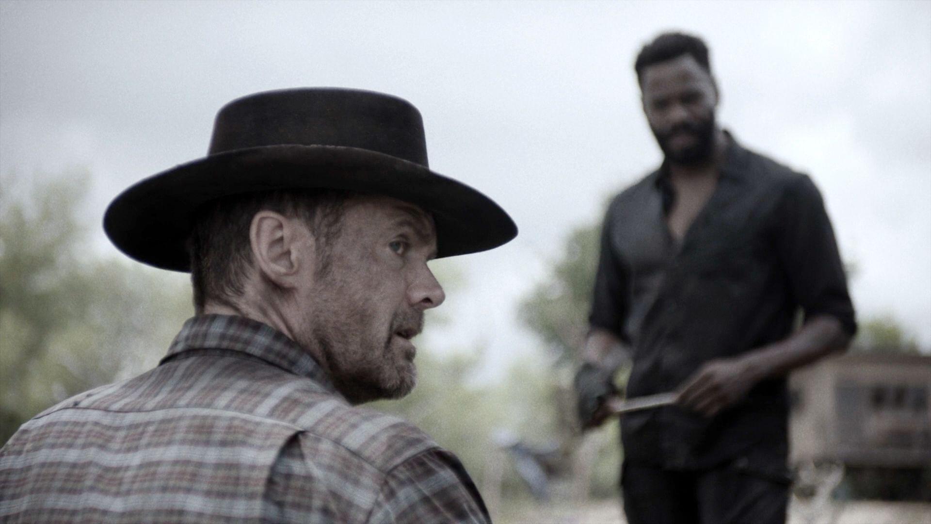 Fear the Walking Dead — s04e13 — Blackjack