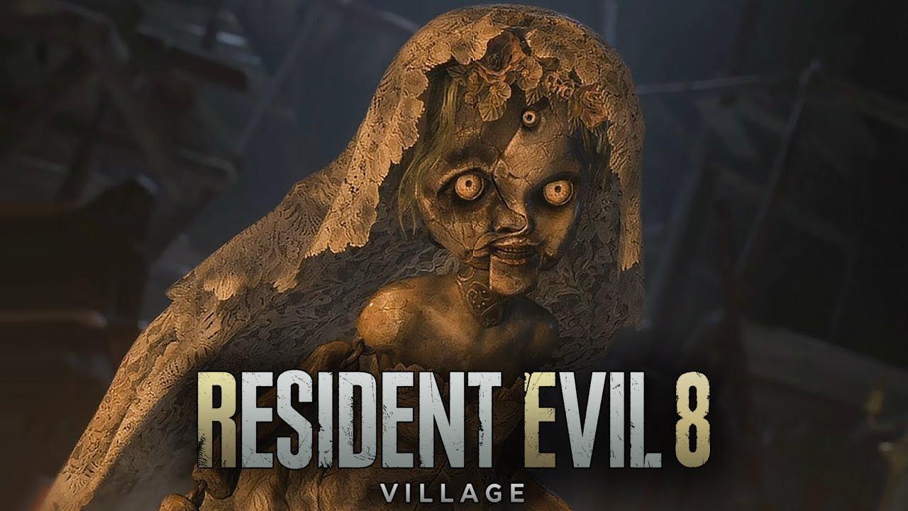 TheBrainDit — s11e169 — ВТОРОЙ БОСС: КУКЛА БЕНЕВИЕНТО ● Resident Evil: Village #7