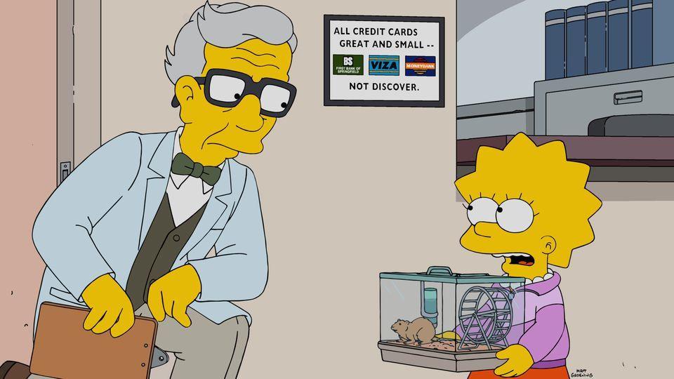 The Simpsons — s27e15 — Lisa the Veterinarian