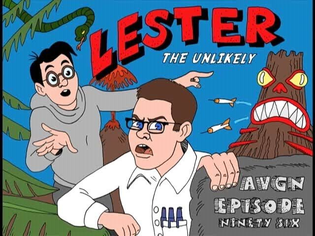 The Angry Video Game Nerd — s05e07 — Lester the Unlikely