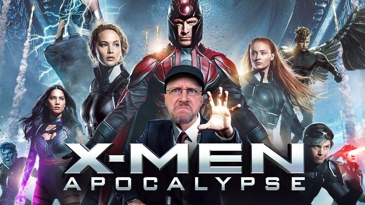 Ностальгирующий критик — s13e39 — X-Men: Apocalypse