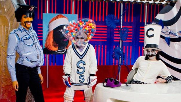 Noel Fielding's Luxury Comedy — s01e01 — Pele