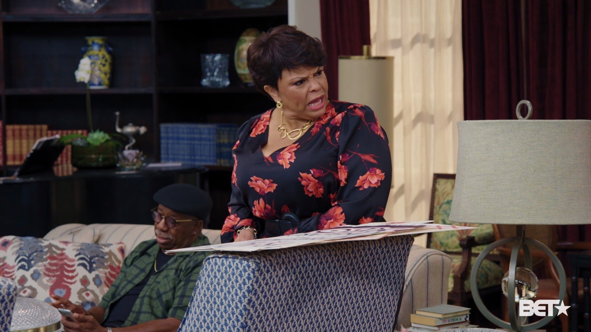Tyler Perry's Assisted Living — s02e01 — Bail Buns