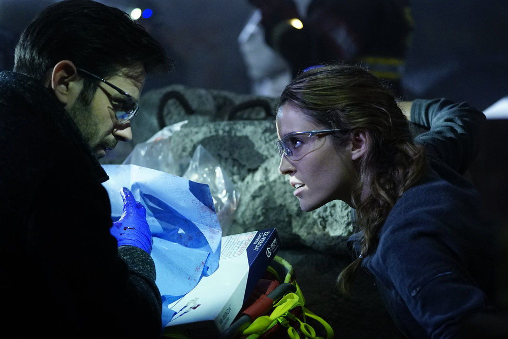 Chicago Med — s03e07 — Over Troubled Water