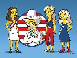 The Simpsons — s19e16 — Papa Don't Leech