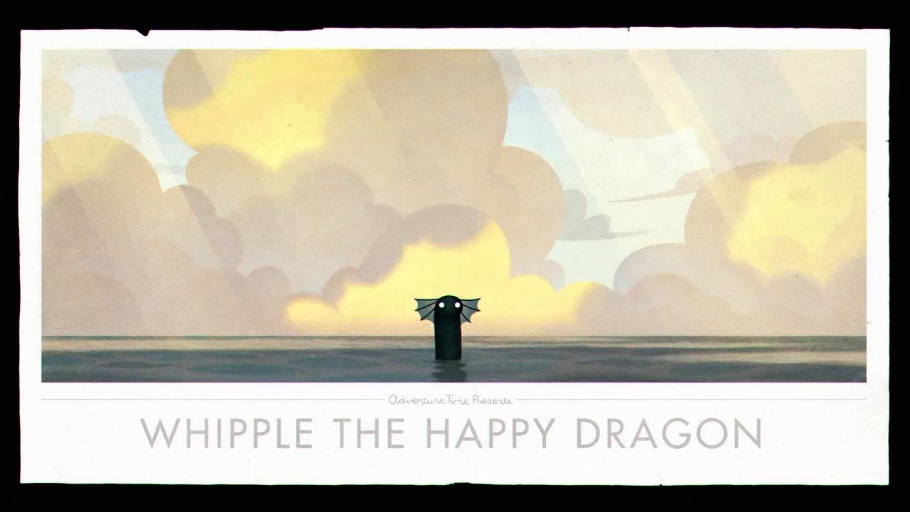 Время приключений — s08e08 — Islands Part 2: Whipple the Happy Dragon