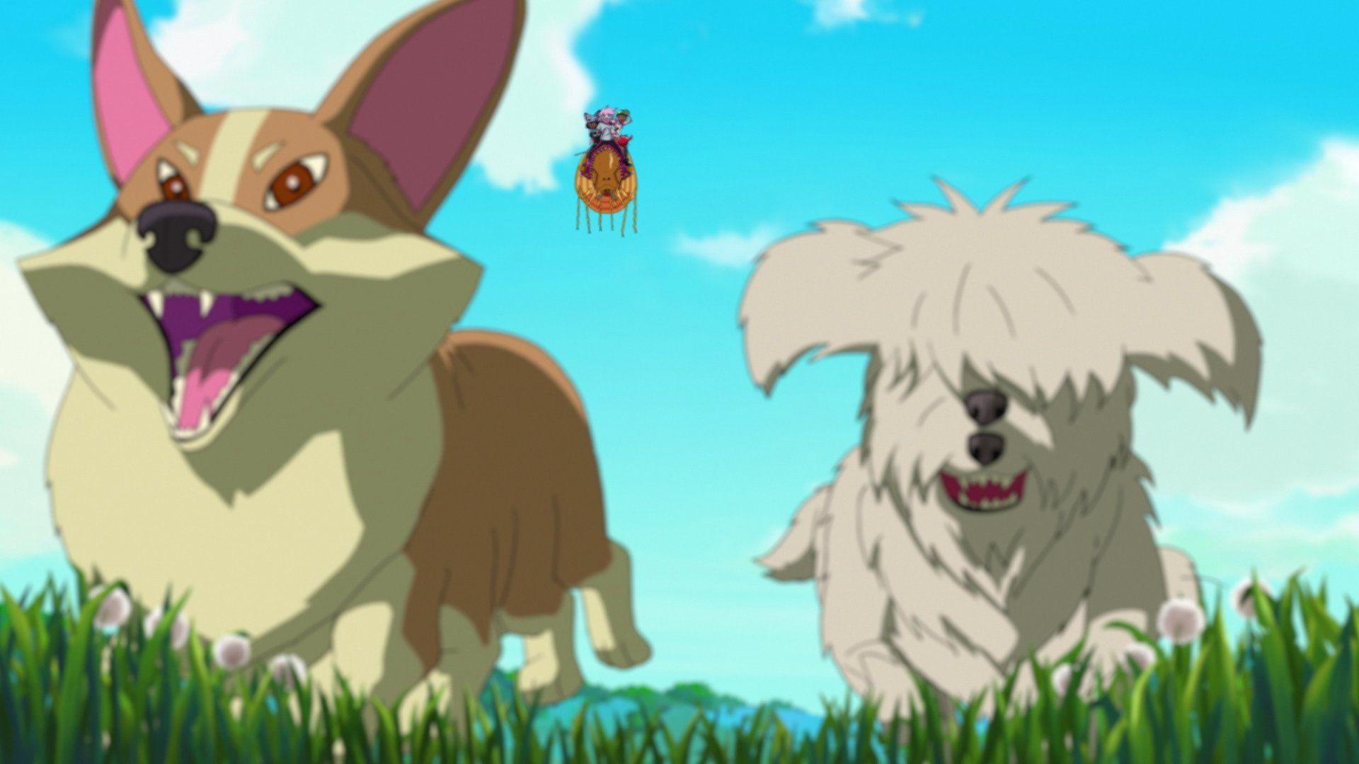 Кипо и эра чудесных зверей — s01e10 — Beyond the Valley of the Dogs