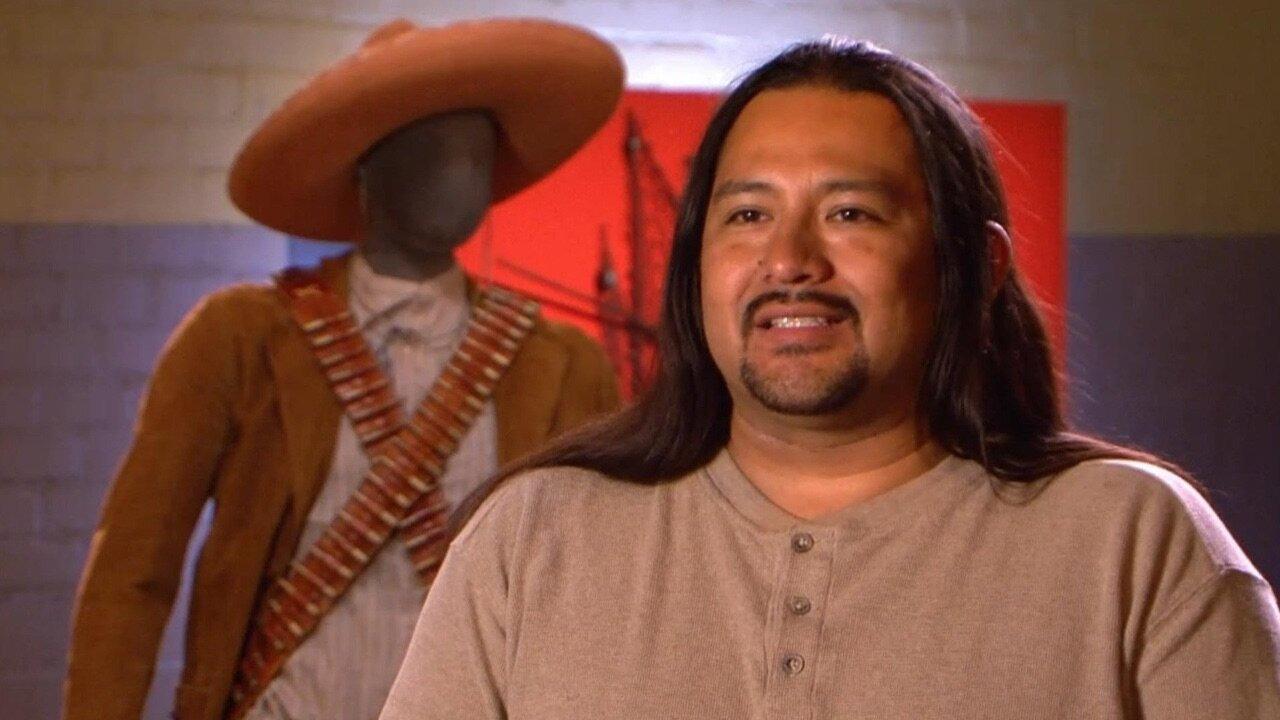 Смертоносный воин — s03e08 — Crazy Horse vs. Pancho Villa