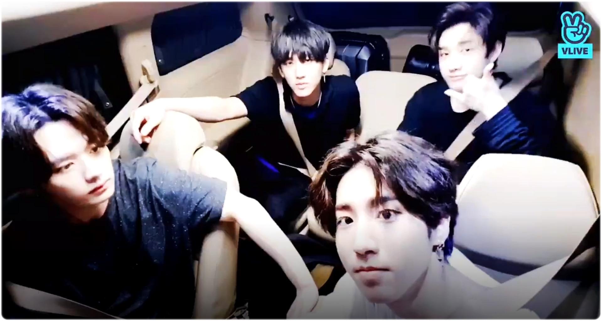 Stray Kids — s2018e93 — [Live] 쓰.리.노.라.차