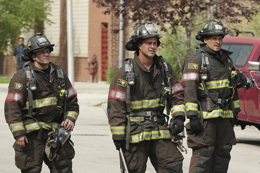 Chicago Fire — s05e04 — Nobody Else is Dying Today