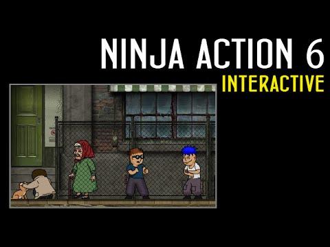 Animaction decks  — s04e12 — Интерактив (Ниндзя в деле 6)