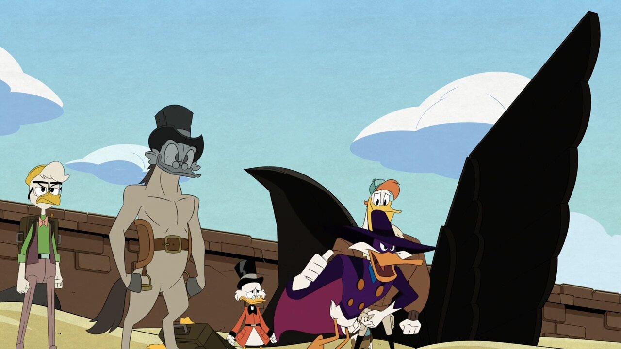 DuckTales — s03e22 — The Last Adventure!