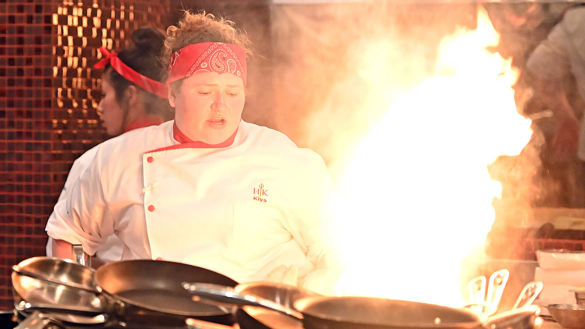 Hell's Kitchen — s20e06 — A Ramsay Birthday in Hell!