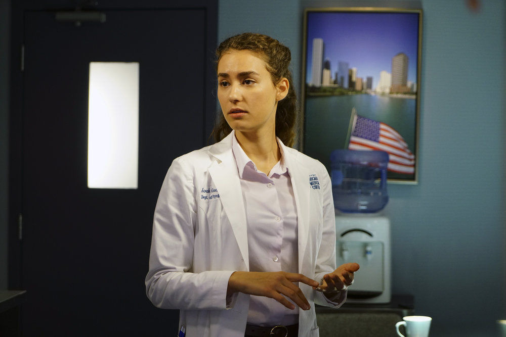 Chicago Med — s03e10 — Down by Law