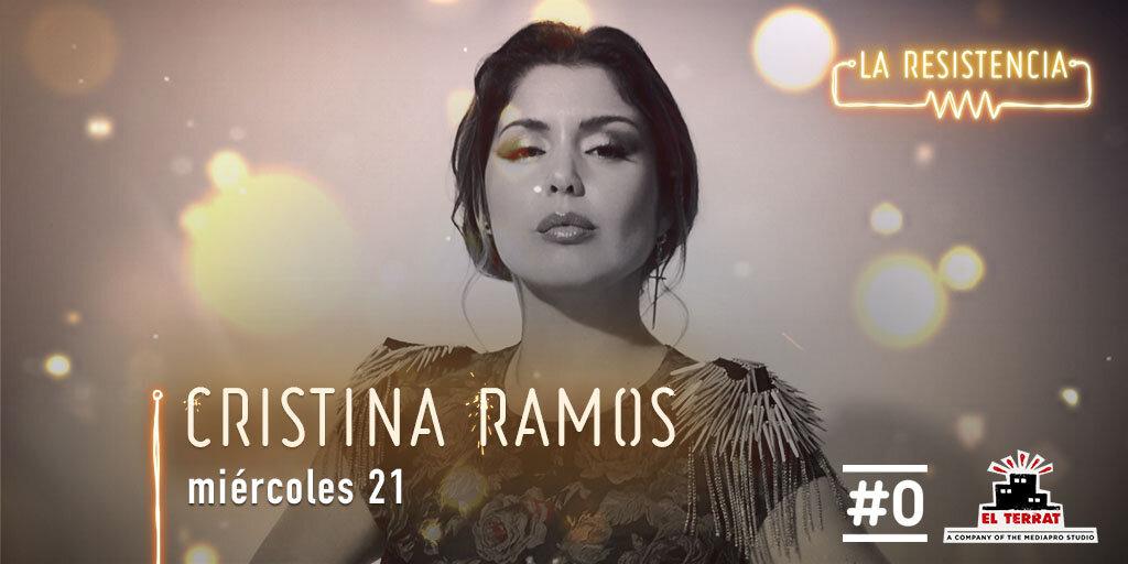 La Resistencia — s04e112 — Cristina Ramos