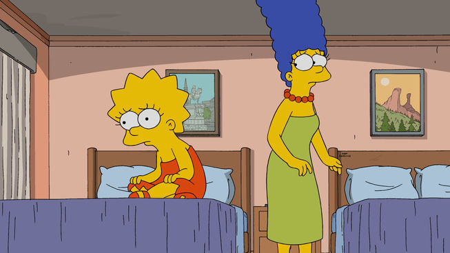The Simpsons — s27e18 — How Lisa Got Her Marge Back