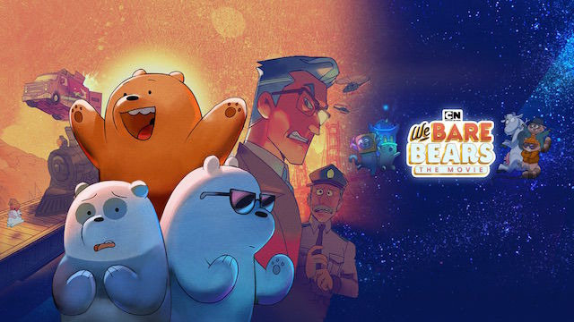 Мы обычные медведи — s04 special-1 — We Bare Bears: The Movie