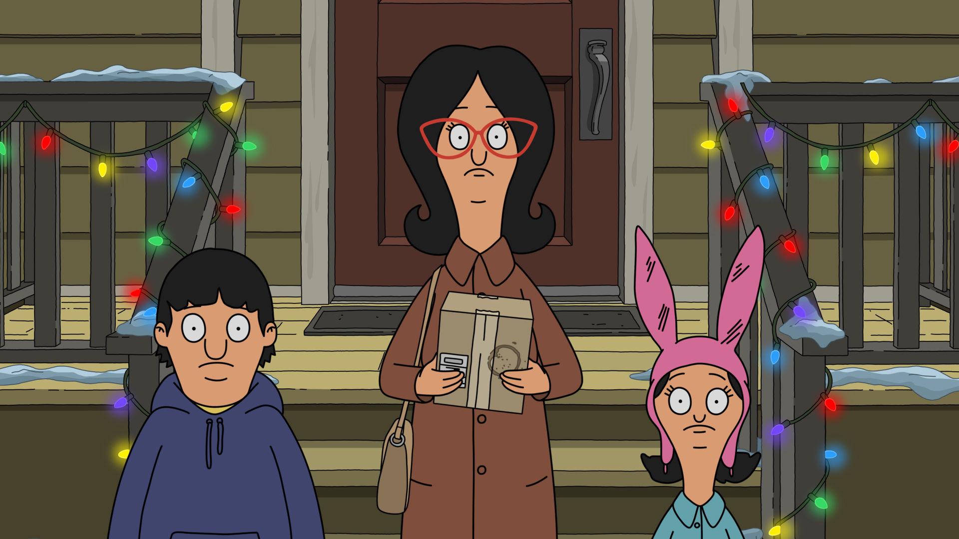 Закусочная Боба — s10e10 — Have Yourself a Maily Linda Christmas