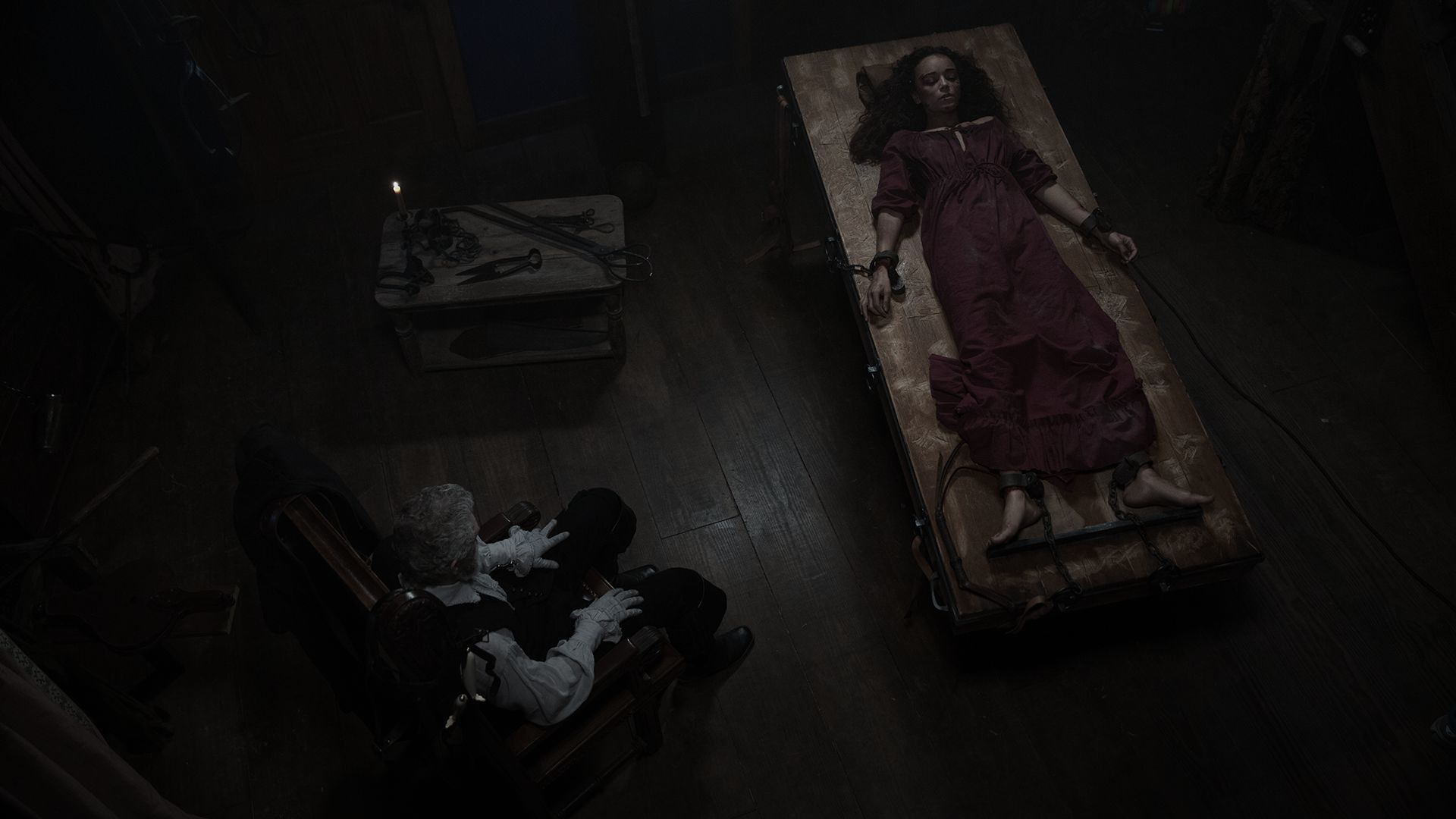 Салем — s01e10 — The House of Pain