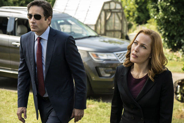The X-Files — s10e02 — Founder's Mutation