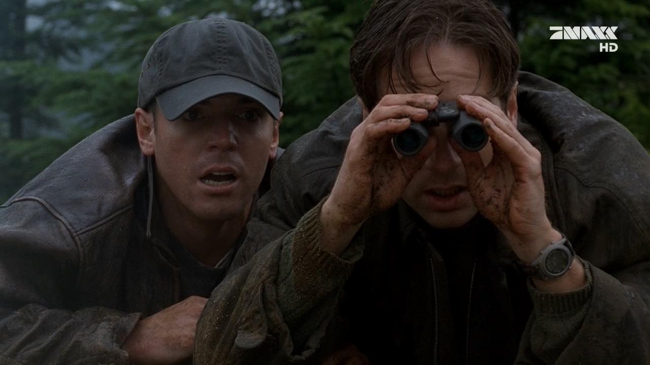 The X-Files — s04e08 — Tunguska (1)