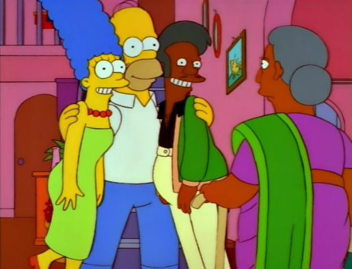 The Simpsons — s09e07 — The Two Mrs. Nahasapeemapetilons