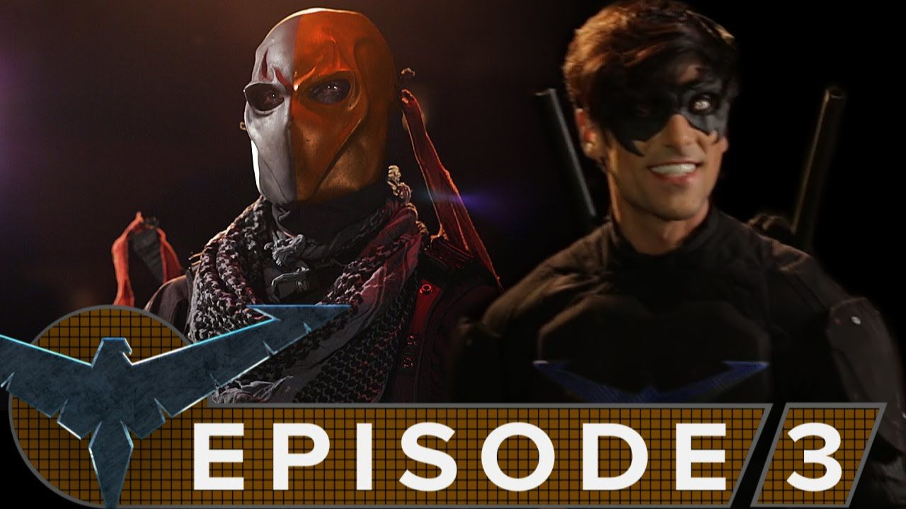 Nightwing: The Series — s01e03 — Descent